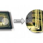 (Français) Formation de revêtements nanométriques sur des fils utilisés dans le domaine de la microélectronique.